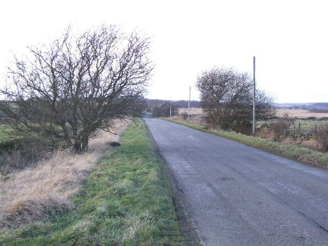 Near Clod Hall Farm.