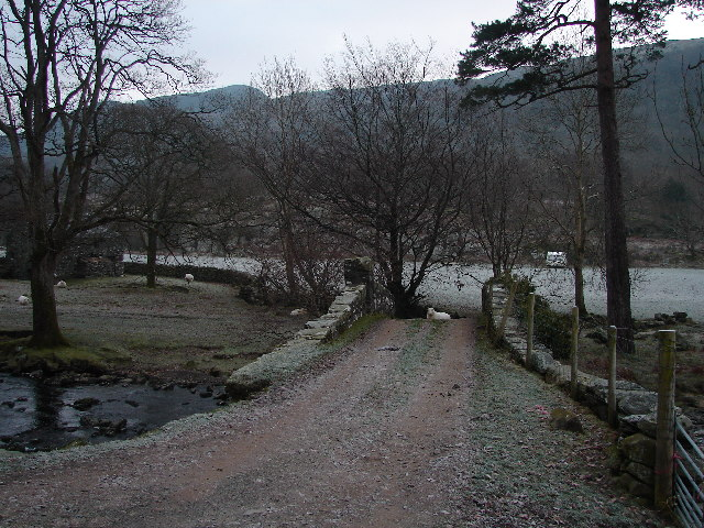 Pont Crafnant