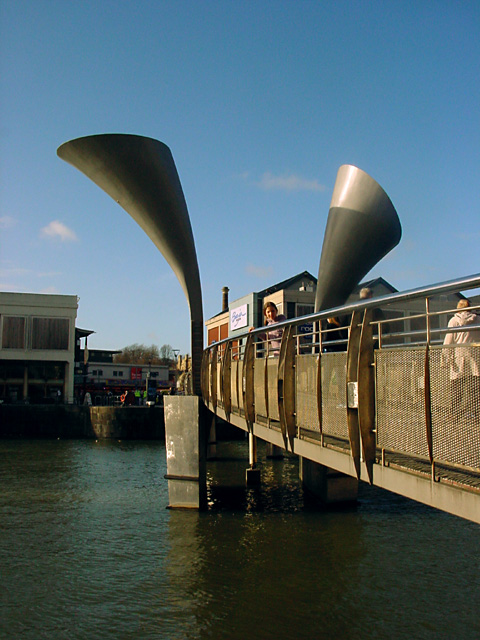 Pero's Bridge, St Augustine's Reach