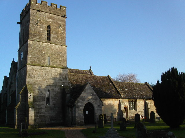 St Nicolas Church Hardwicke near Gloucester