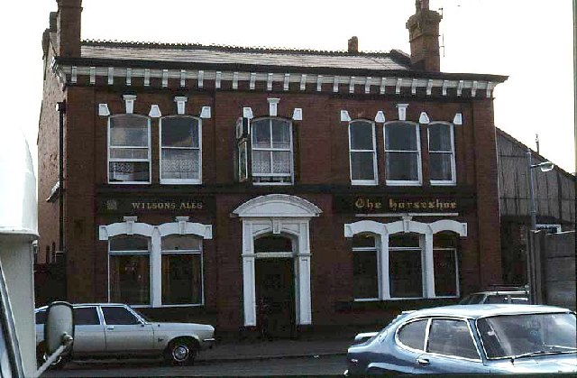 The Horseshoe Inn - Chapel Street, Levenshulme