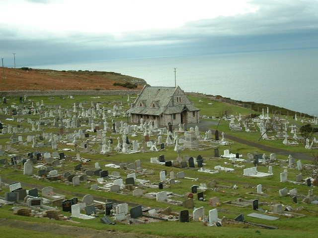 St Tudno Graveyard