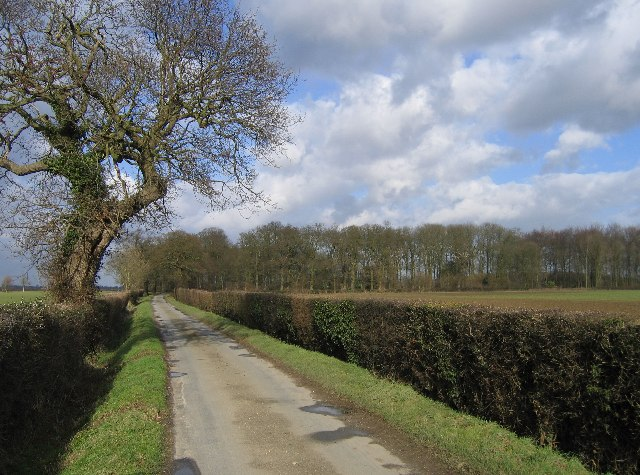 Trumpery Lane, Kirby Bedon