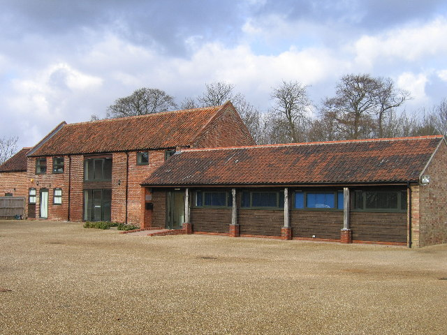 'The Oaks' office complex, Kirby Bedon