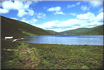 NJ1803 : Loch Builg by Peter Ward