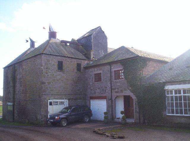 Balbirnie Mill