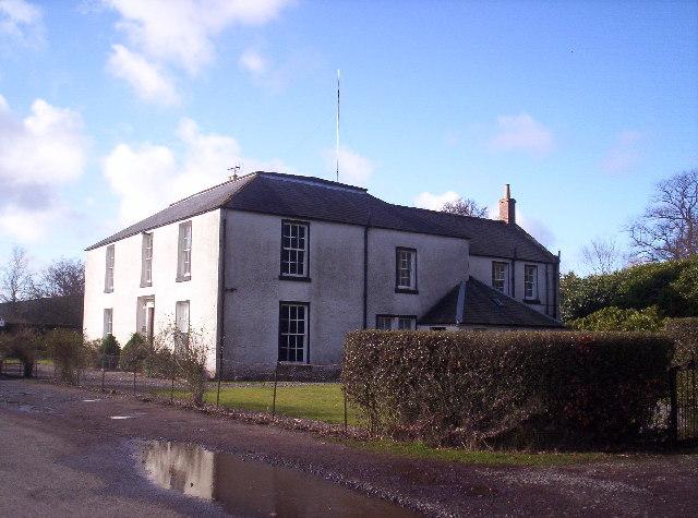 Kinnaird Estate House