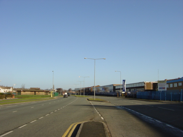 Moorgate Lane, Kirkby