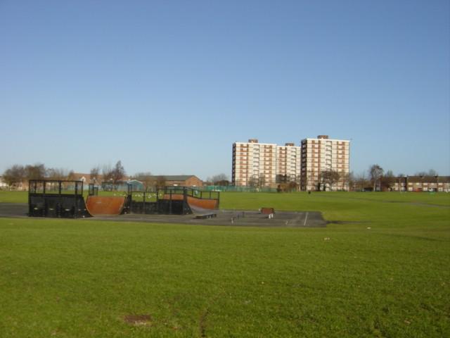 Wignall Park, Southdene, Kirkby