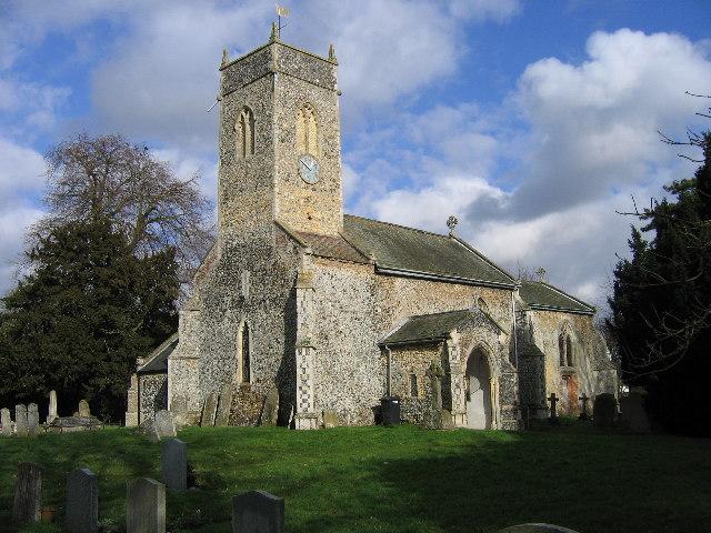 St. Peter's Church, Bramerton
