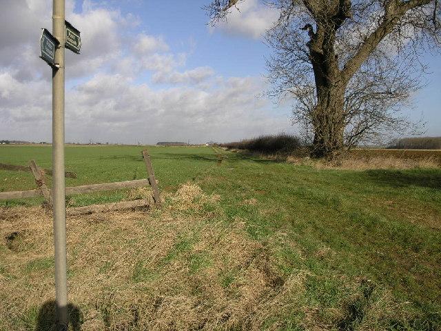 Footpath To Leasingham