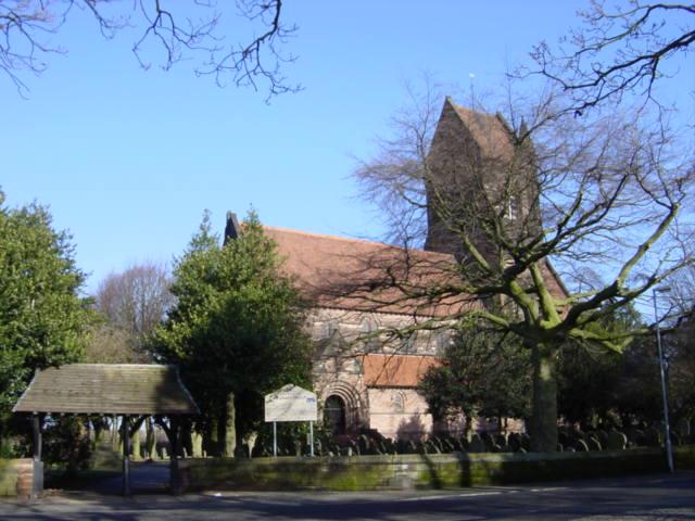 St Chad's Church, Old Hall Lane, Kirkby