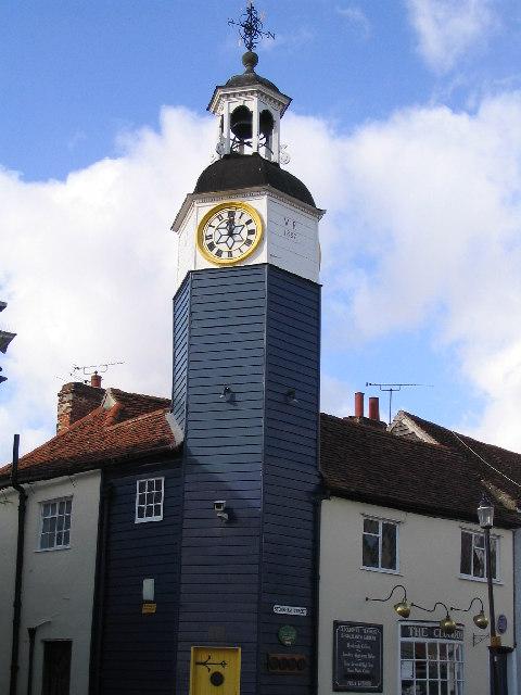 The Clockhouse Tearoom