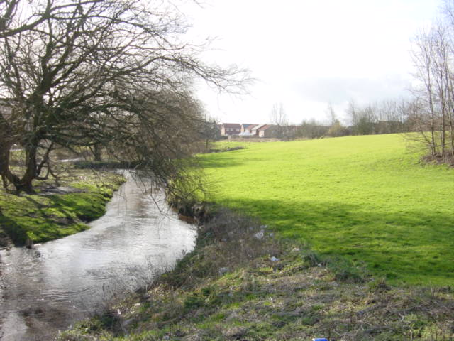 Kirkby Brook looking South
