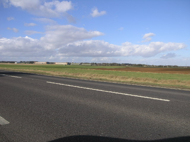 Road Field Airfield