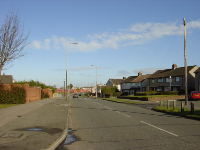 Roughwood Drive, Northwood, Kirkby