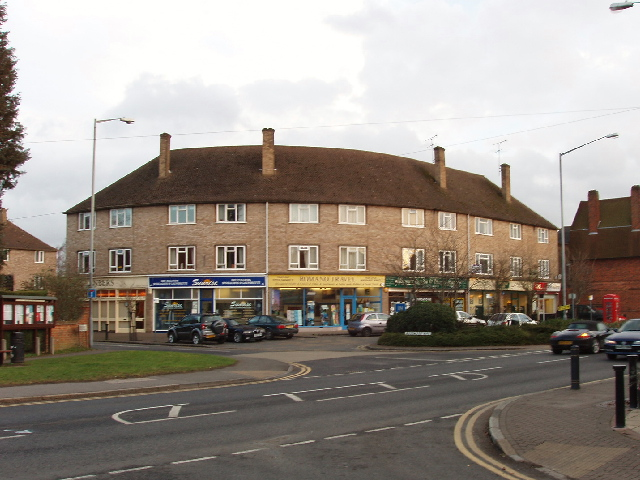 Shops in Farnham Common
