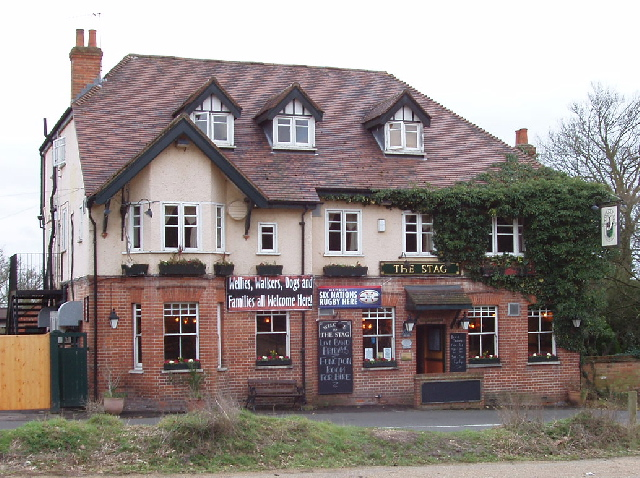The Stag, Burnham Beeches - walkers welcome!