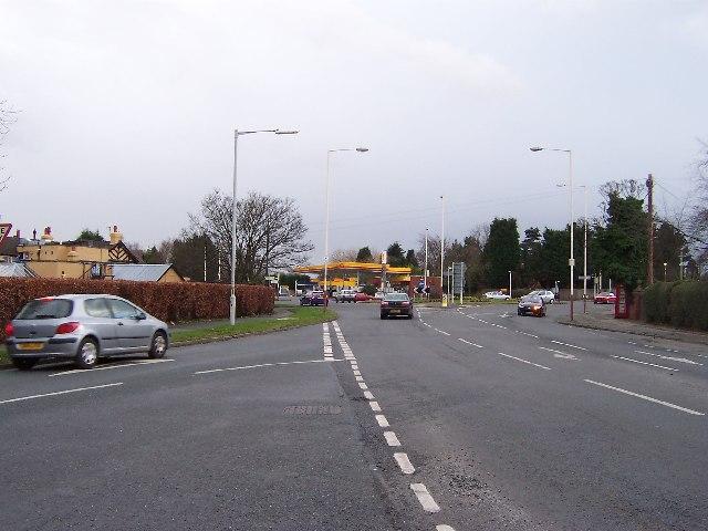 Gayton Roundabout
