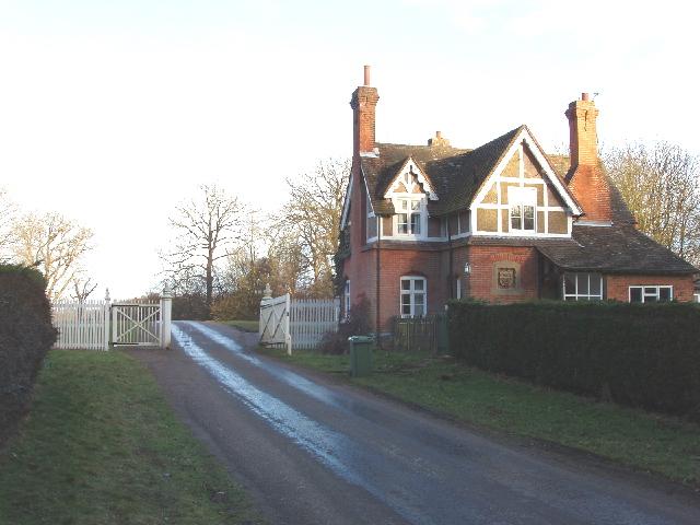 Prince Consort Gate, Windsor Great Park