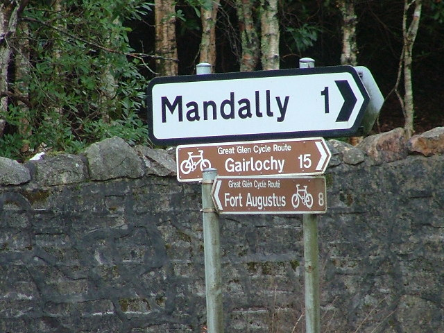The Road to Mandally