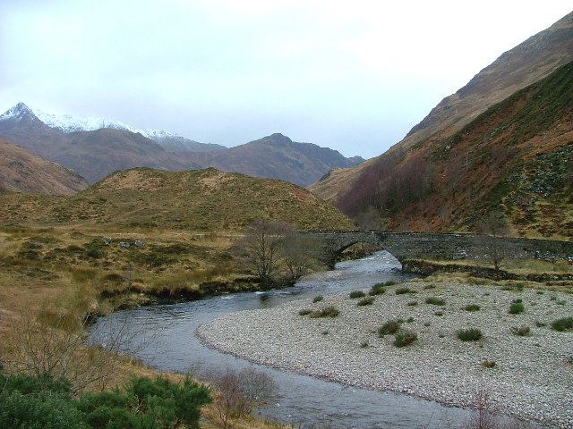 Bridge over the River Shiel