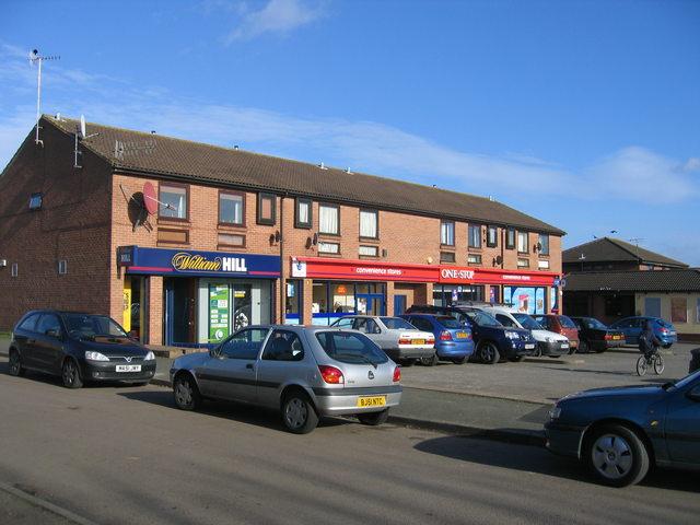 Bishopton Shops