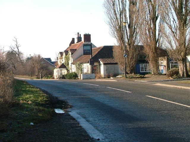 The Ship Inn, Worsall