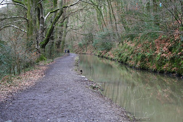 Cann Quarry Canal