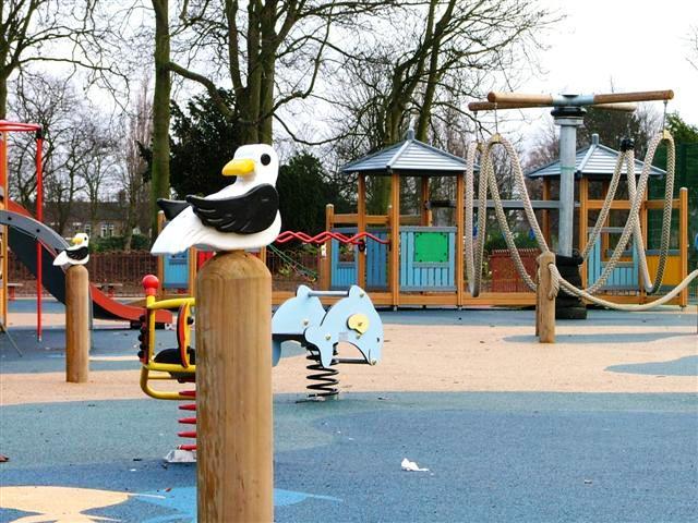 Playpark, Ropner Park