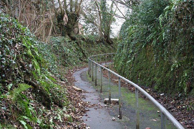 Steep Lane, Eggbuckland