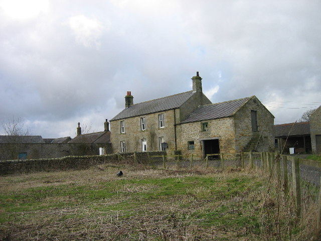 Gunnerton Fell Farmhouse
