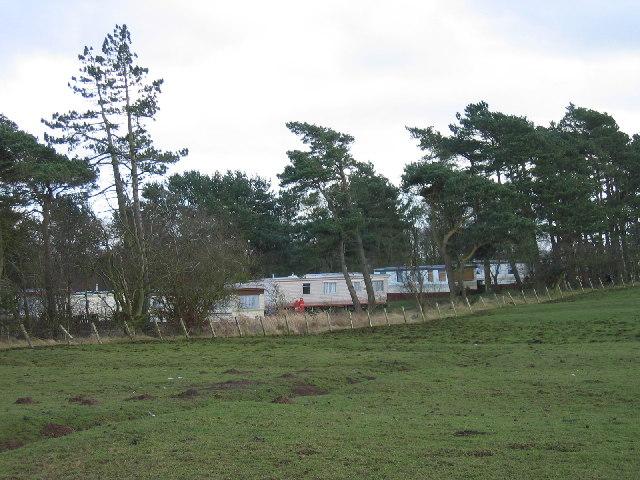 Barrasford Park Caravan Site