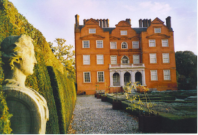 The Back Yard, Kew Palace.