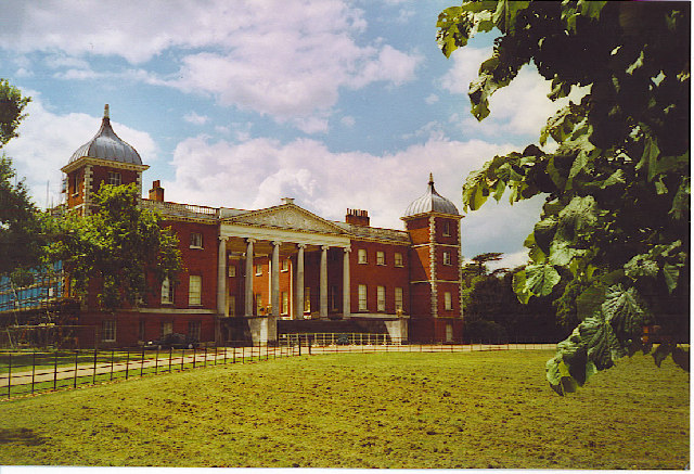 Osterley House, the East Front.