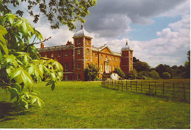 Osterley House, the West Front.