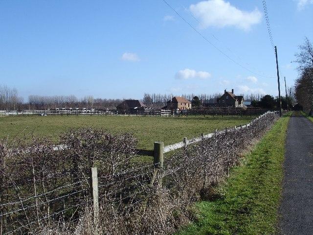Paradise Farm, Lower Hartlip