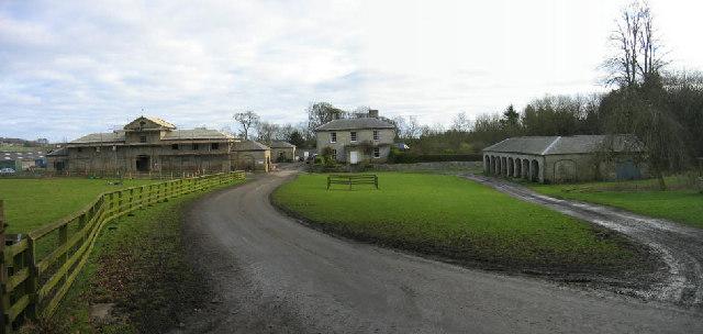 Park Farm, Hulne Park, Alnwick