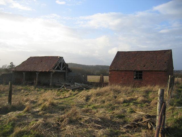 Sandfields Barn