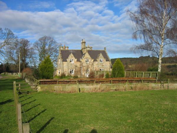 East Brizlee Farm, Hulne Park, Alnwick