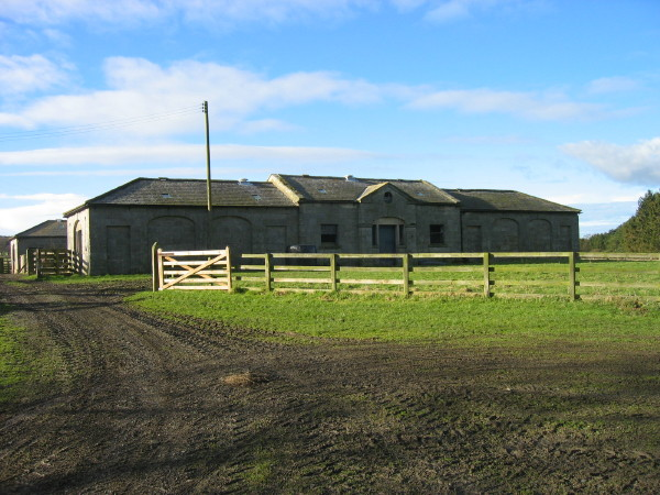 East Brizlee Farm Buildings, Hulne Park, Alnwick