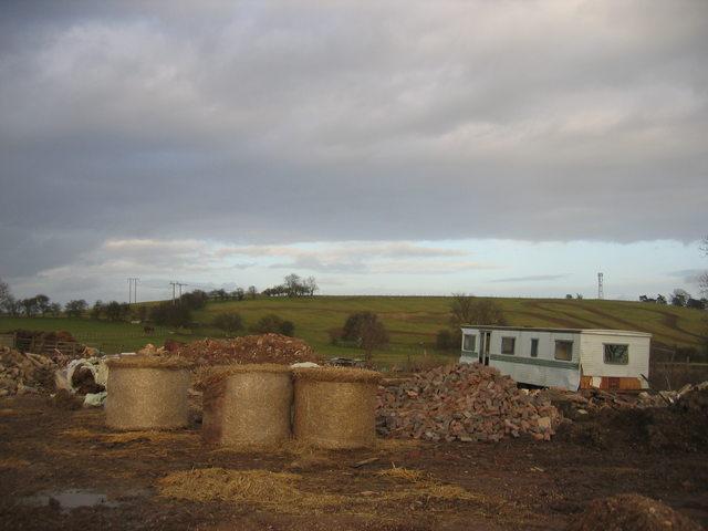 View of Bordon Hill