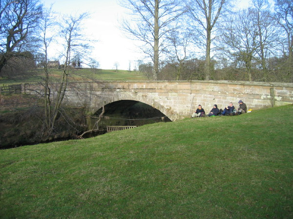 East Brizlee bridge, Hulne Park, Alnwick