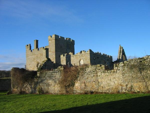 Hulne Priory, Hulne Park, Alnwick