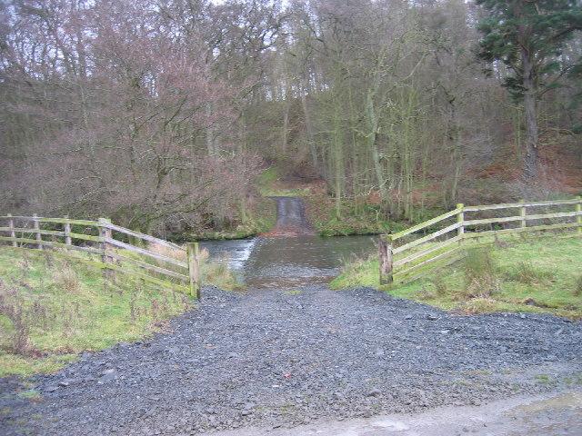 Ford River Aln, Hulne Park, Alnwick
