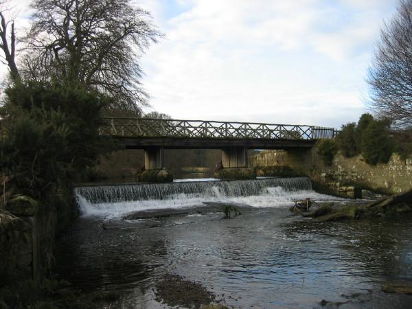 Filbert Haugh Bridge