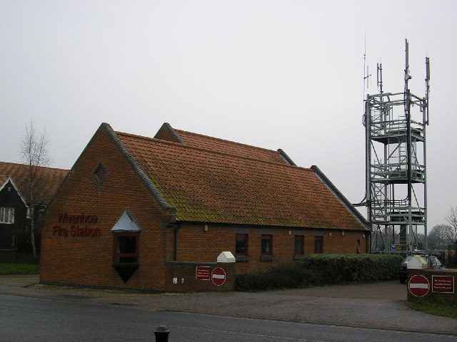 Wivenhoe Fire Station
