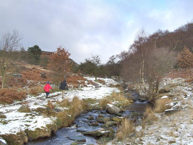 Burbage Brook.