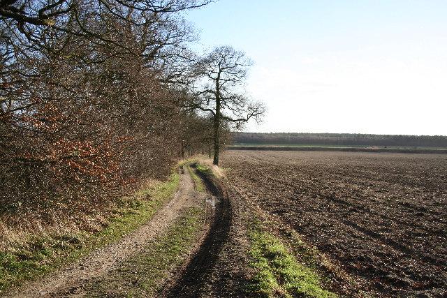 Thoroughfare Lane