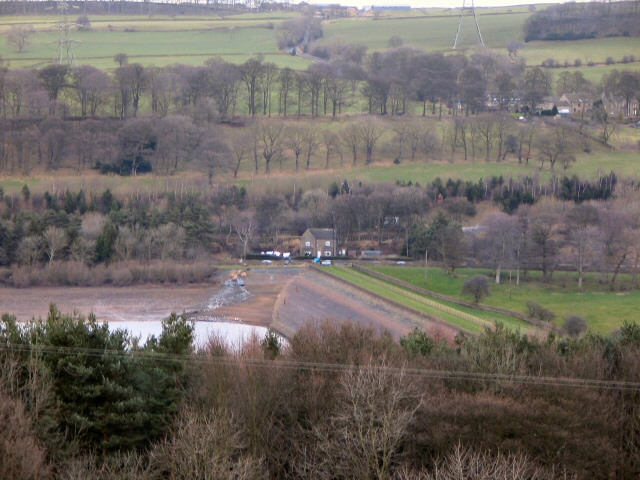 Underbank Reservoir
